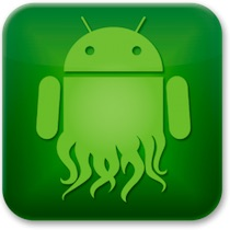 pandroid app icon